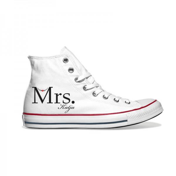 Mrs - Personalisierbar mit deinem Namen