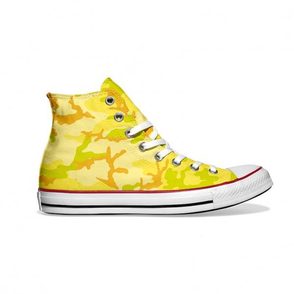 Converse-Chucks-bedruckt-mit-camouflage-gelb-rechts-außen