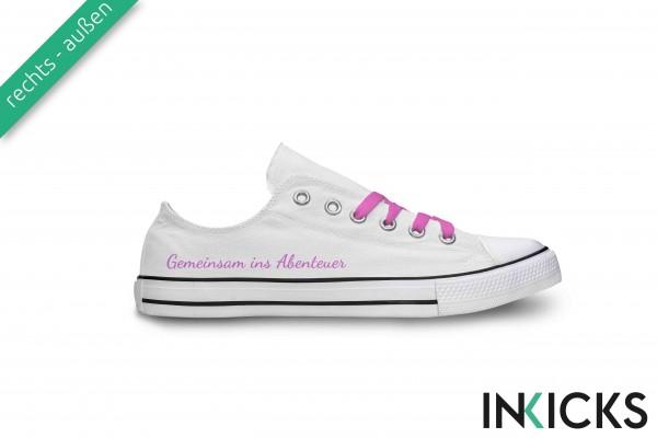 Sneaker selbst gestaltet