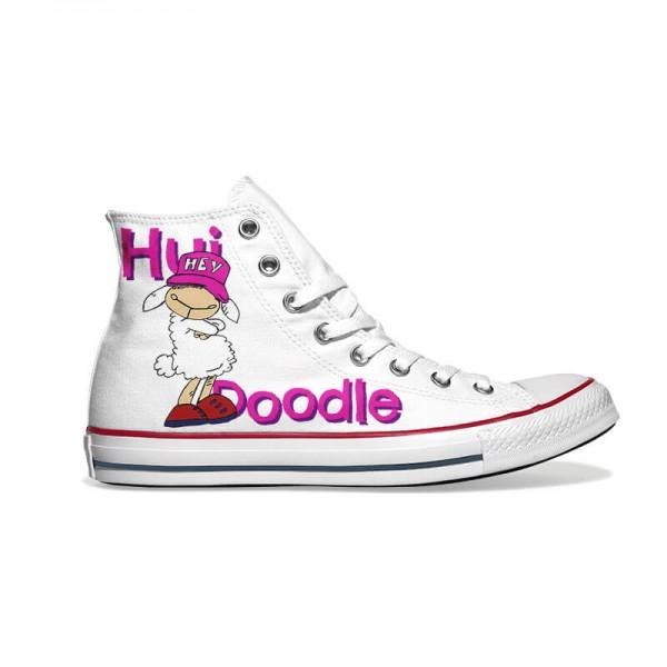 Hui Doodle cool unterwegs